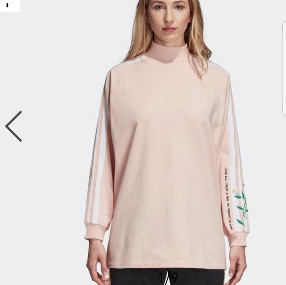 adidas sweater set